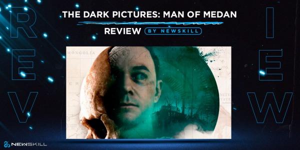 Análisis de The Dark Picture: Man of Medan