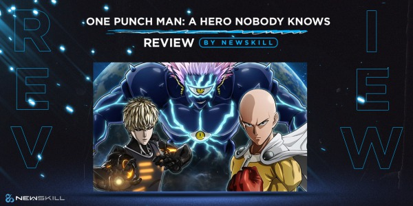 Análisis de One Punch Man: A Hero Nobody Knows