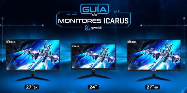 Guía de monitores gaming: descubriendo Icarus