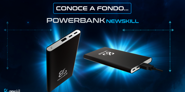 Conoce a fondo la Newskill Powerbank