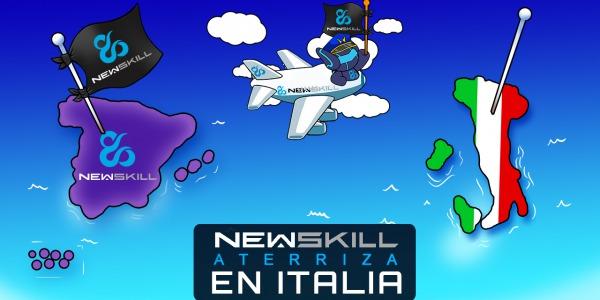 Newskill Gaming aterriza en Italia
