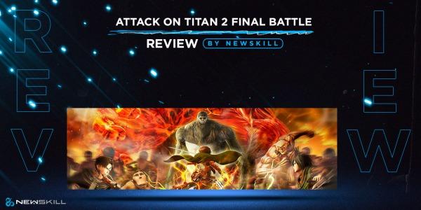 Análisis de Attack on Titan 2: Final Battle: la batalla definitiva contra los titanes