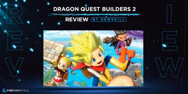 Análisis de Dragon Quest Builders 2: construye para salvar al mundo